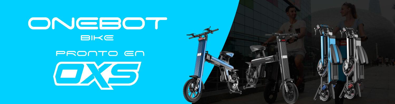 onebot bike pronto en oxs
