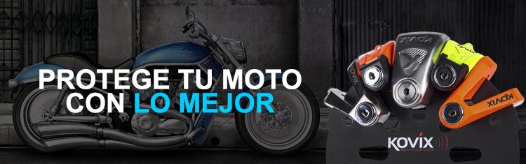 Kovix - Protege tu moto con lo mejor