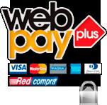 Compre seguro con Webpay Plus